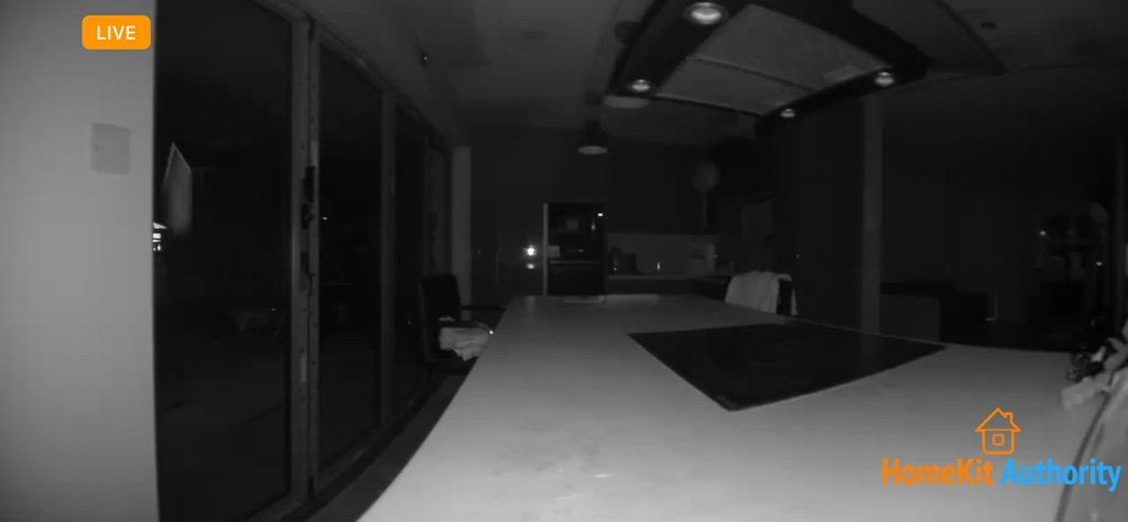 OMNA 180 night vision