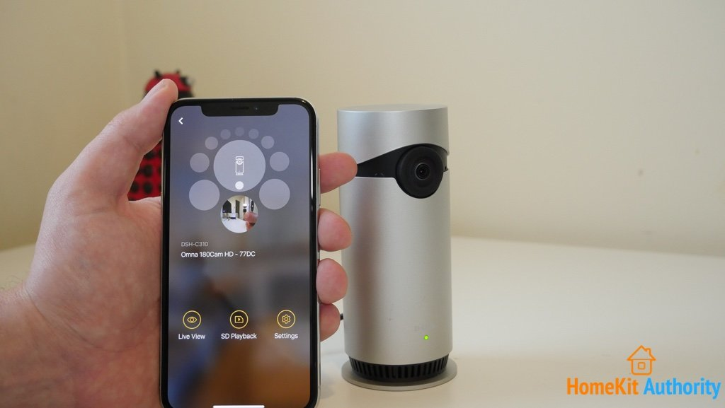 OMNA 180 review app