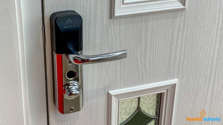 Avia smart lock hands on review