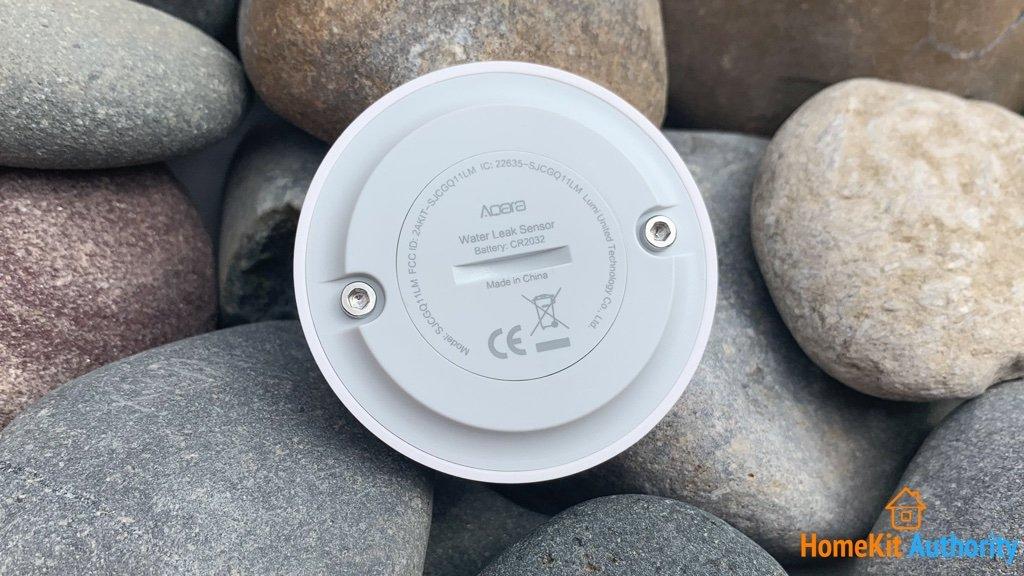Aqara water leak sensor base