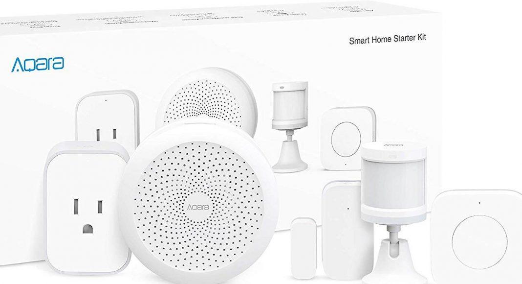Aqara smart device US deals