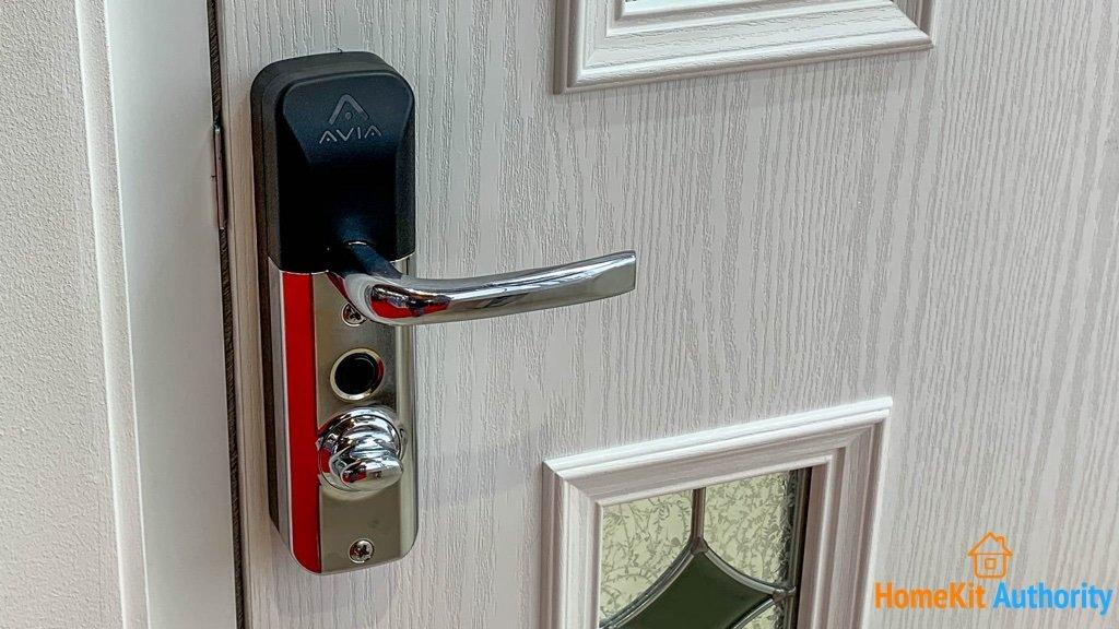 avia secure smart lock HomeKit