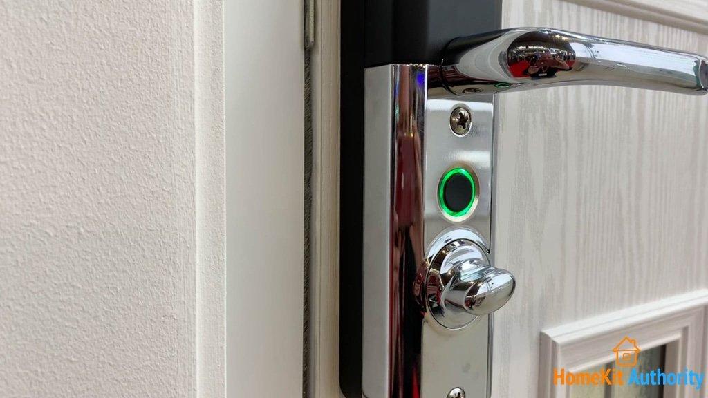 avia secure smart lock release