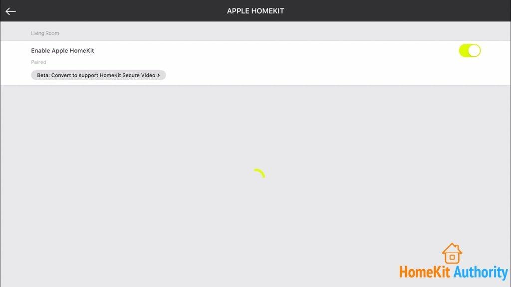 Circle 2 HomeKit Beta Setup