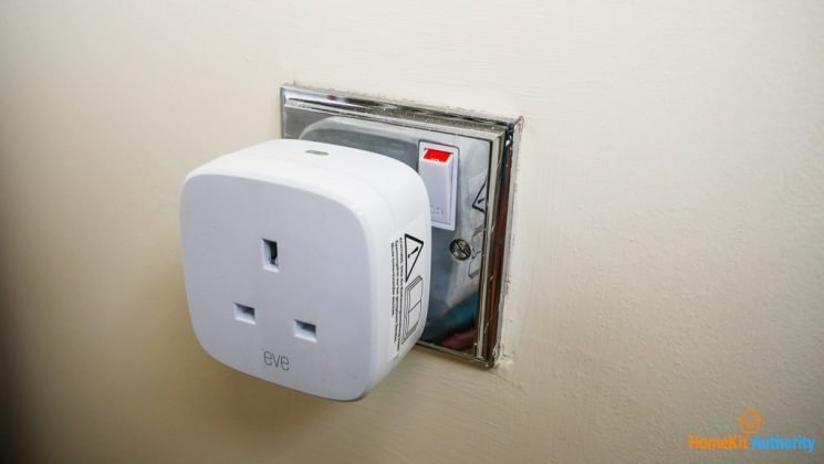 Eve Energy smart plug review
