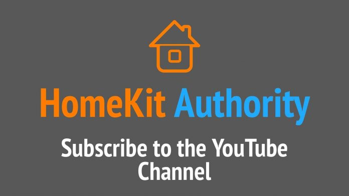 HomeKit Authority YouTube