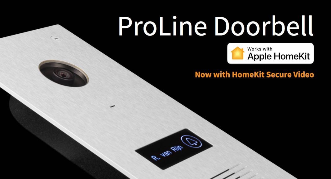 Robin Telecom HomeKit Secure Video