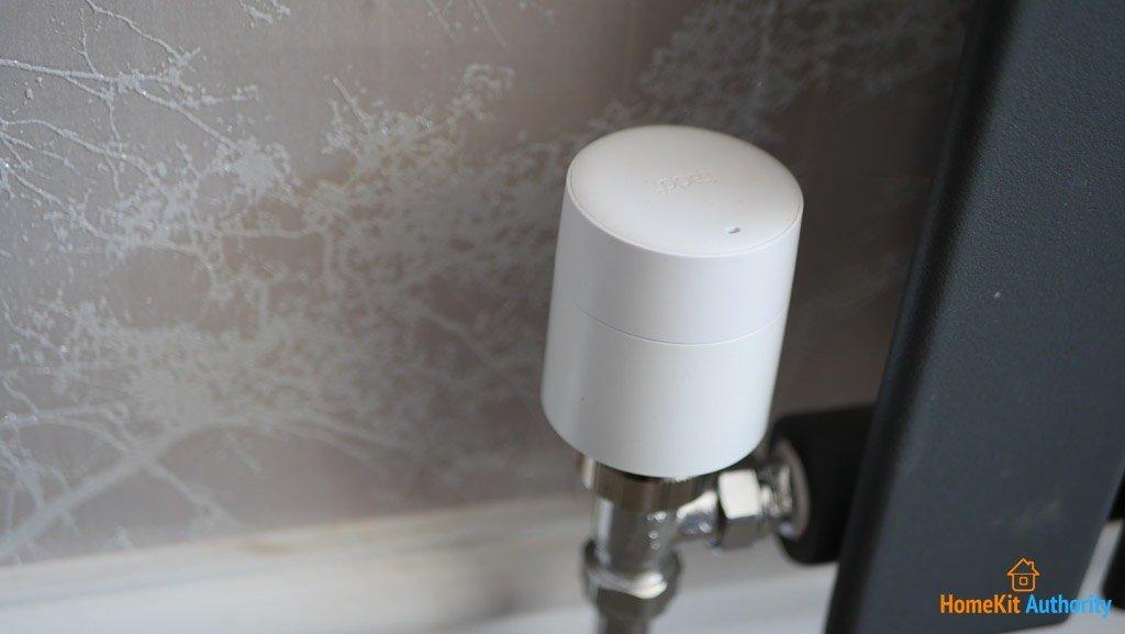 Tado smart radiator thermostat display