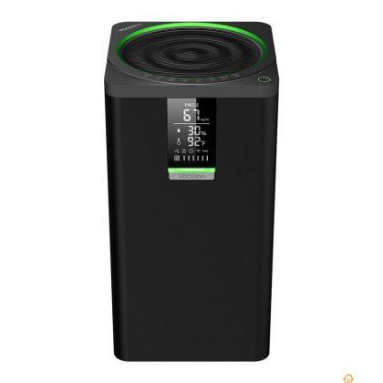 Vocolinc air purifier black