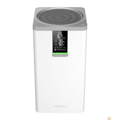 Vocolinc air purifier white