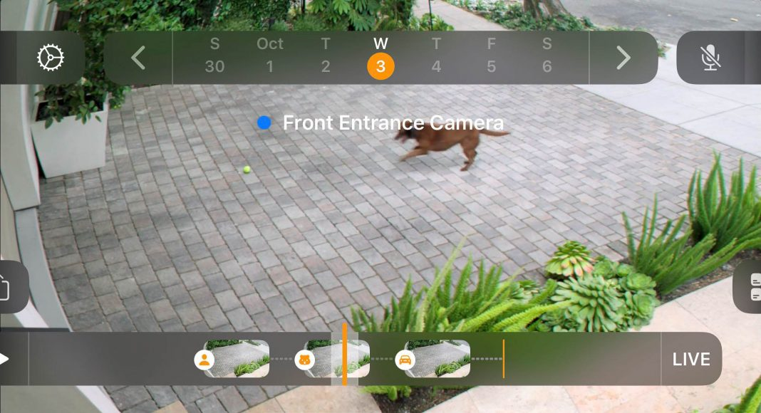 HomeKit Secure Video guide