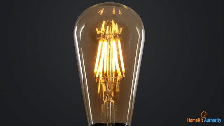 LIFX filament bulb