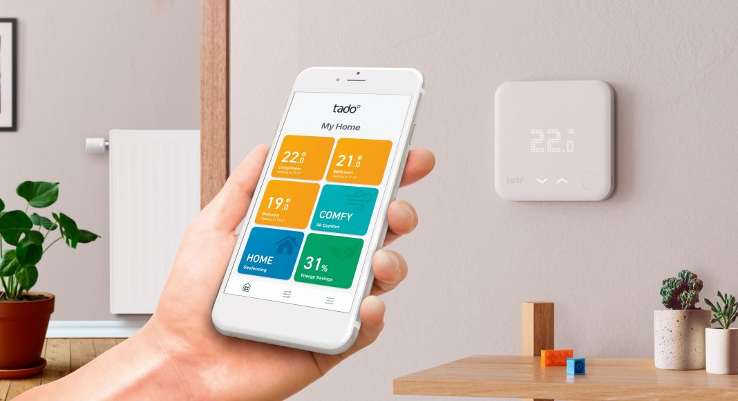 new tado smart thermostats v3+ features