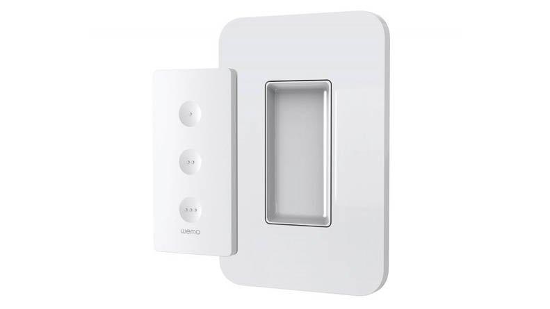 Wemo wireless switch homekit