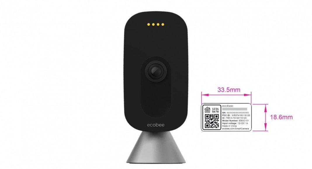 Ecobee security camera HomeKit