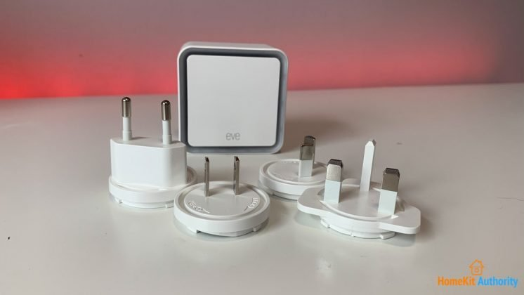 Eve Water guard adapters