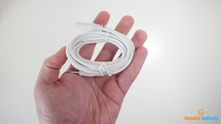 Eve water sensor cord