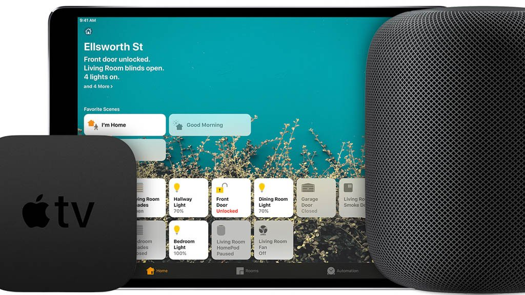 HomeKit with HomePod and Apple TV
