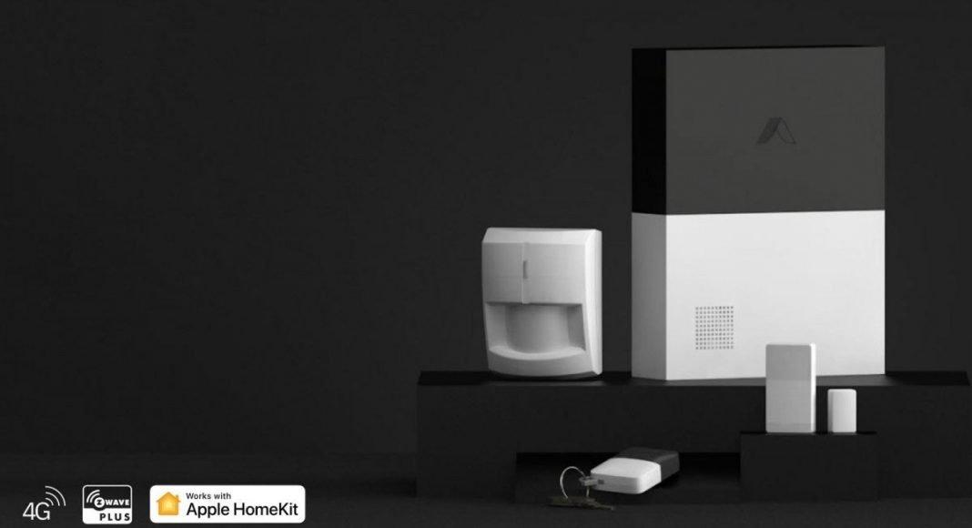 abode smart security kit homeKit UK