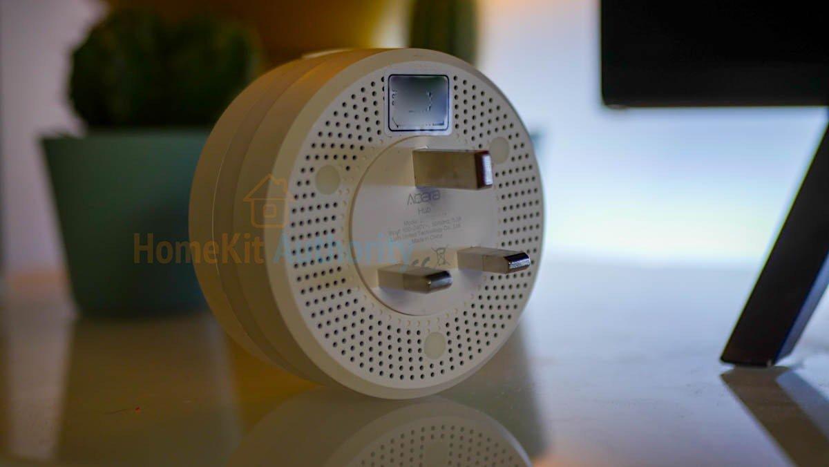 Aqara hub UK plug