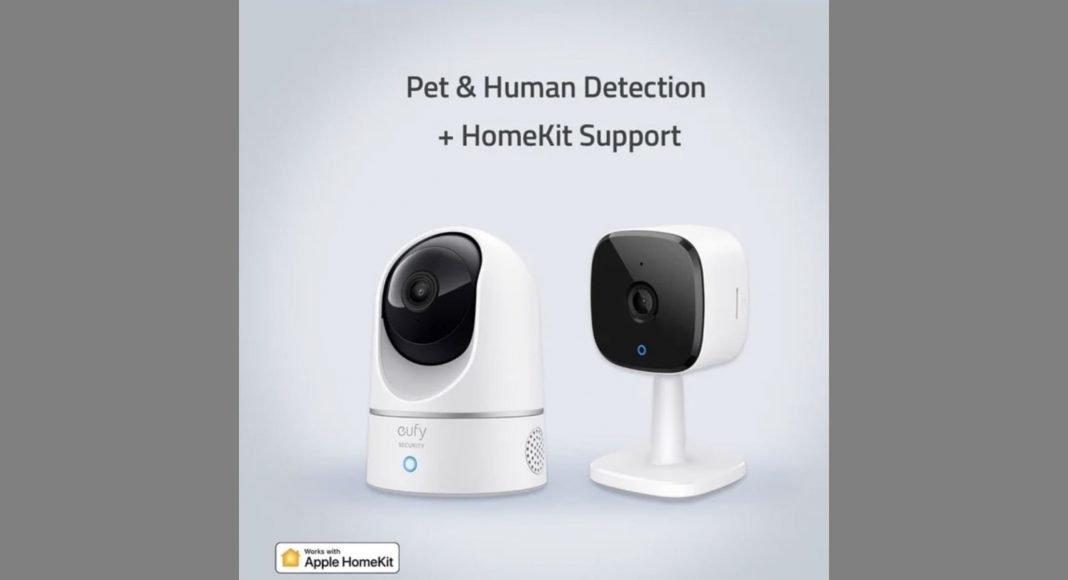 eufy Indoorcam HomeKit