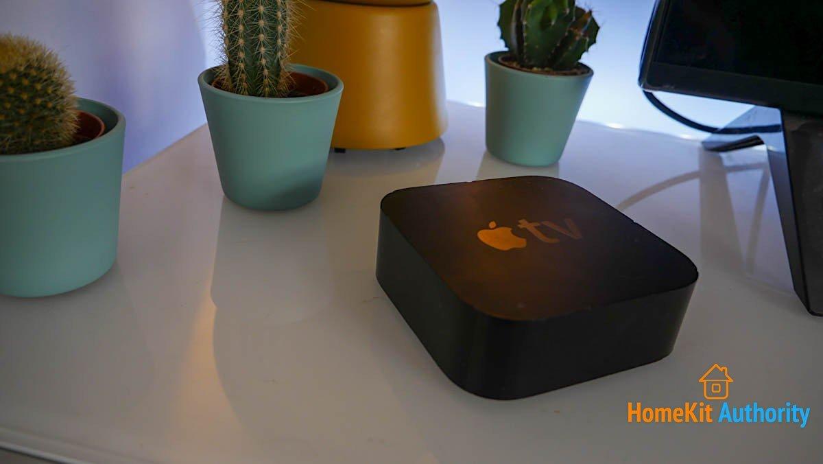 HomeKit Hub Apple TV