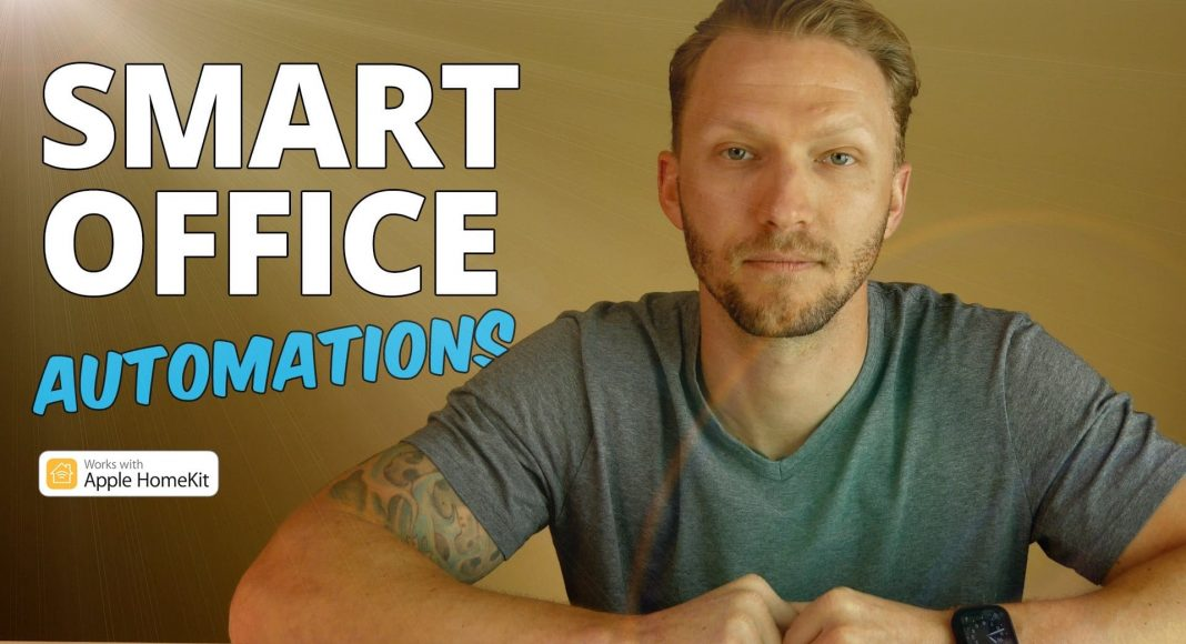 HomeKit smart office automations