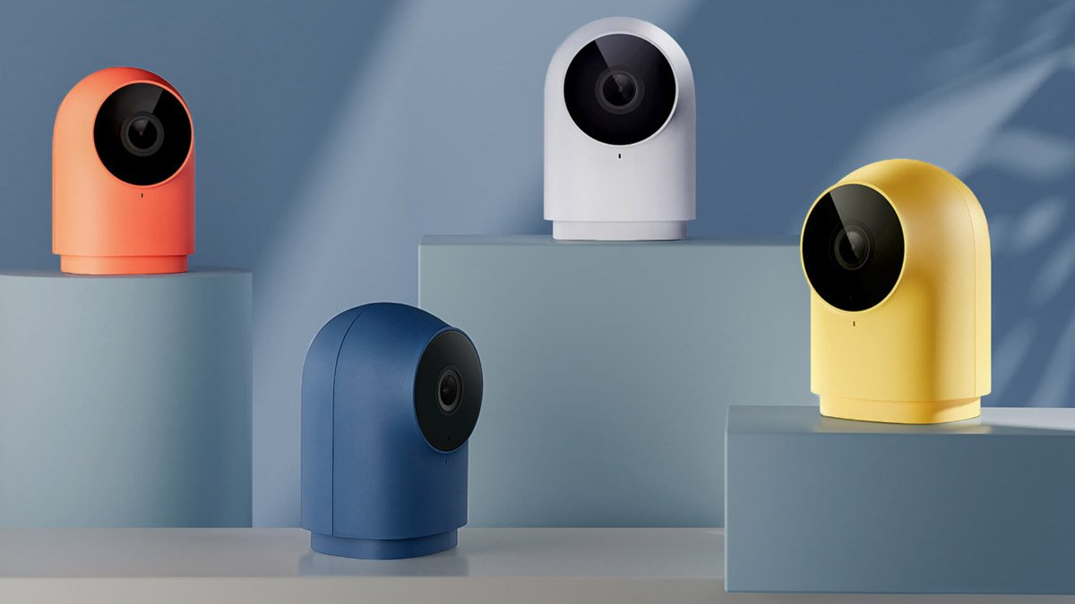 Aqara G2H HomeKit Secure VIdeo camera