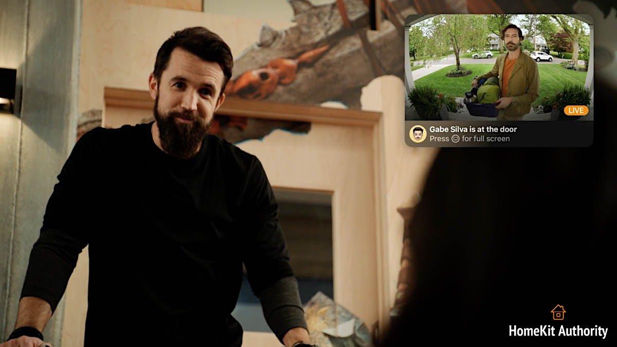 HomeKit iOS 14 Apple TV camera