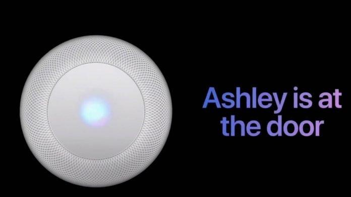 HomeKit Doorbell HomePod chime
