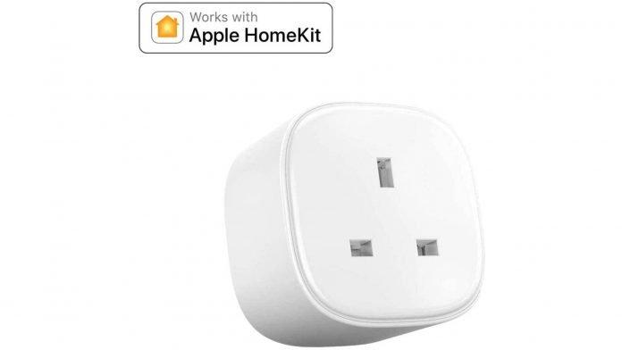 Meross smart plug HomeKit UK