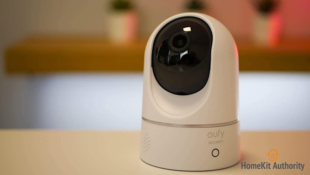 eufy indoor camera design