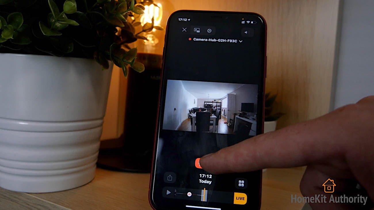 Aqara G2H HomeKit Secure VIdeo camera