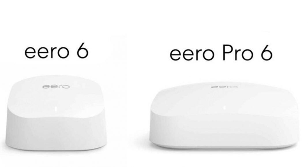 Eero 6 router wifi 6 HomeKit