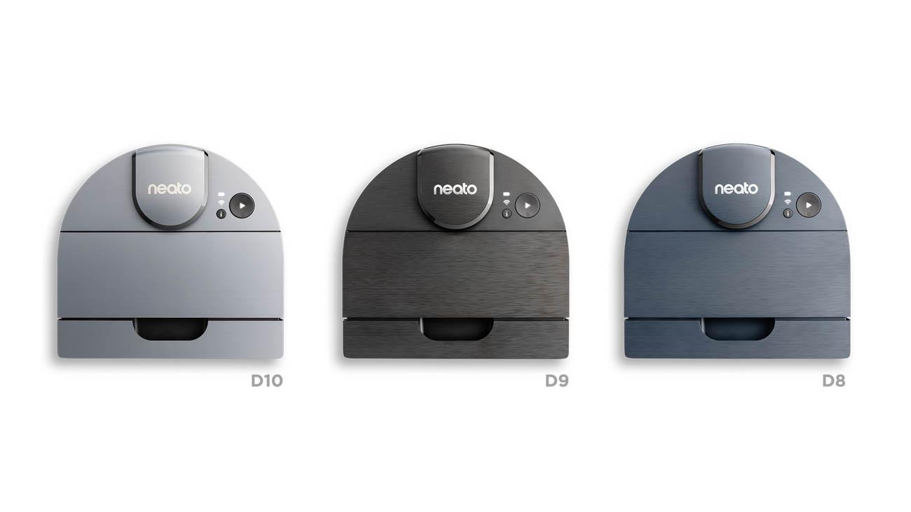 Neato D10, D9, D9 siri shortcuts