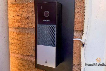 Netatmo Smart Video Doorbell Review