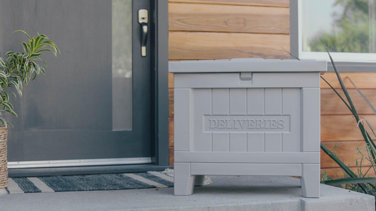 Yale smart storage box Homekit