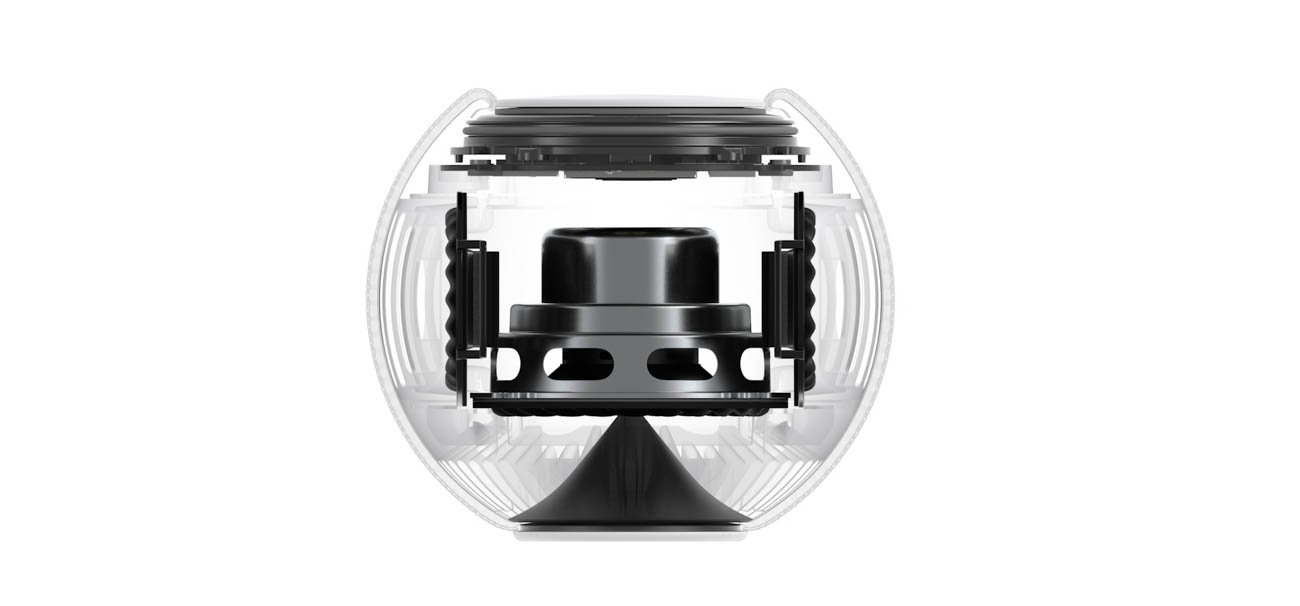 Apple HomePod Mini sound