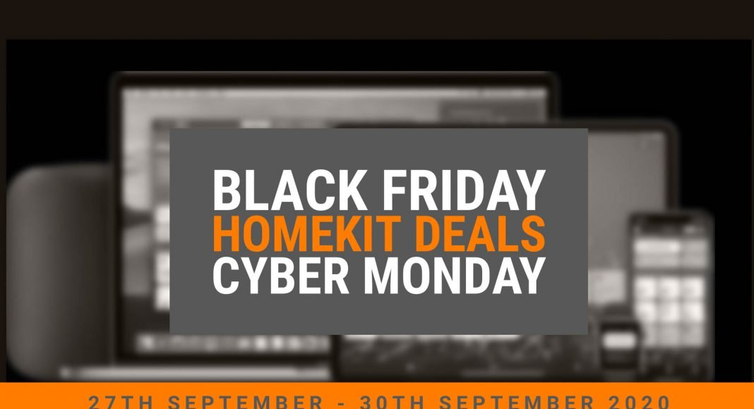 HomeKit deals for Black Friday and Cyber Monday 2020