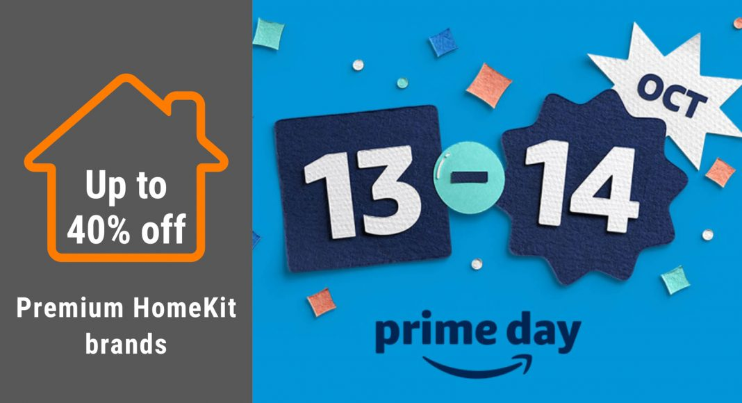 HomeKit deals Amazon Prime day 2020