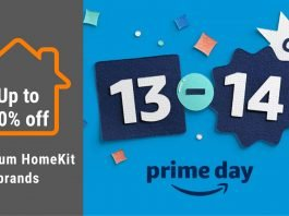 HomeKit deals Amazon Prime day 2020