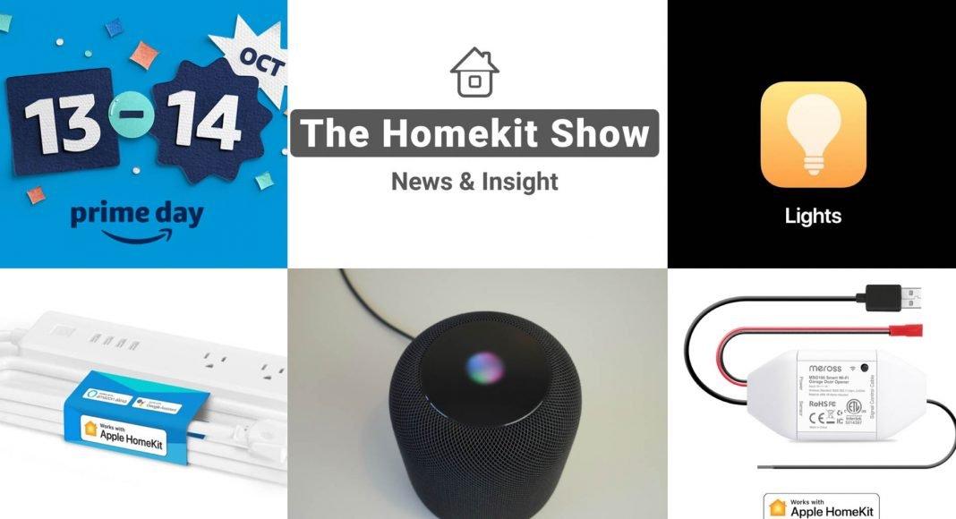 The HomeKit show HomePod Mini, Aqara, Meross Prime day