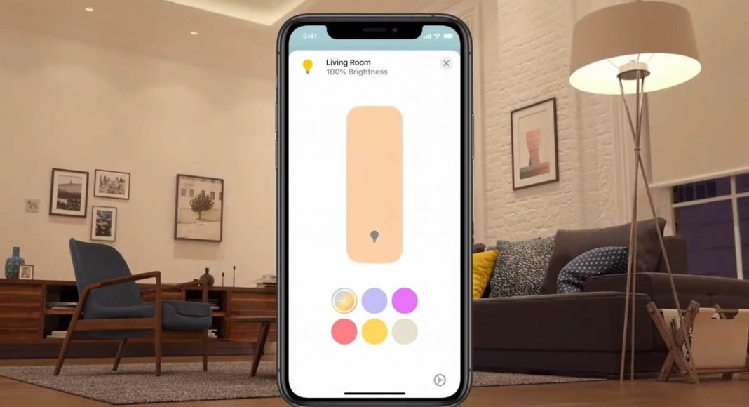 Adaptive Lighting iOS 14 HomeKit