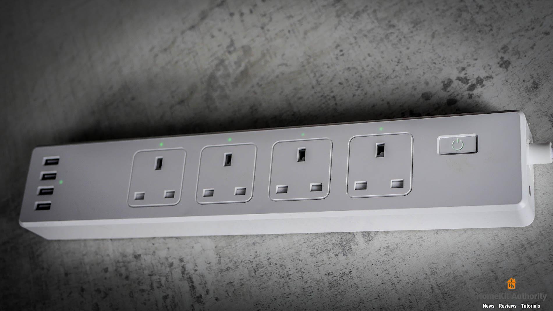 Meross smart power strip review