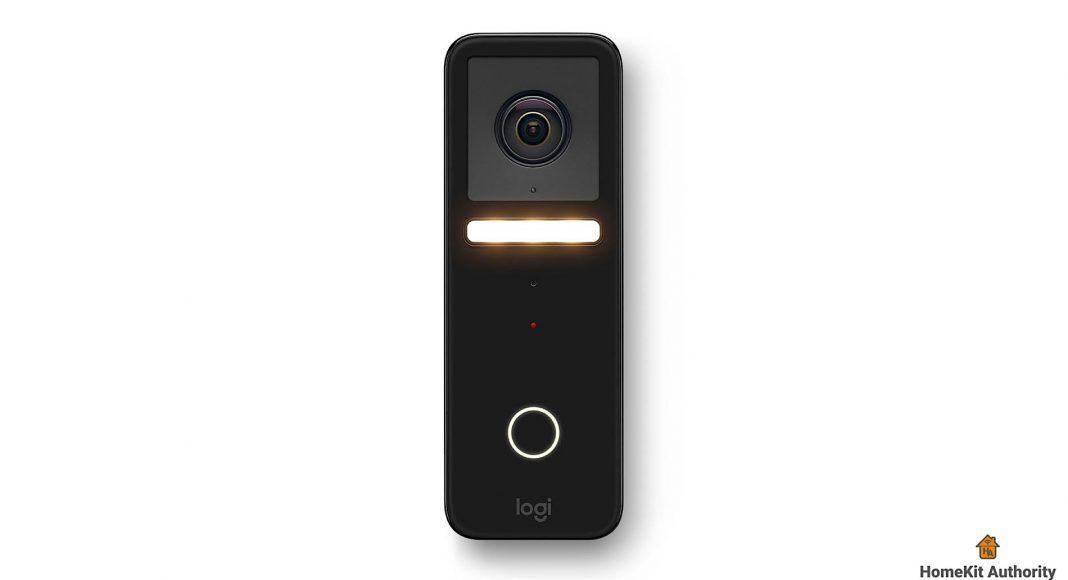 Logitech Circle View Wired Doorbell HomeKit