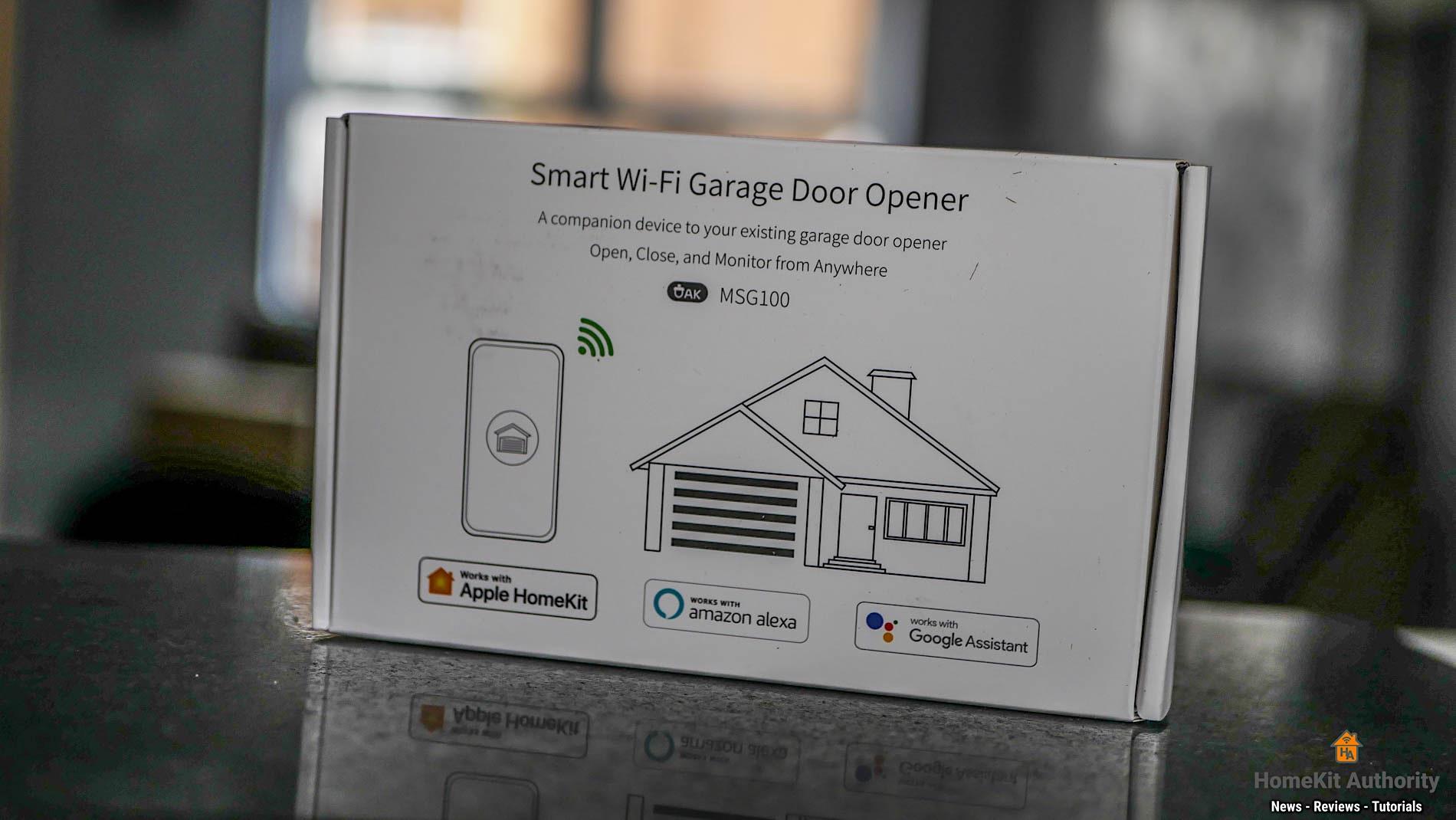 Meross Garage door opener review