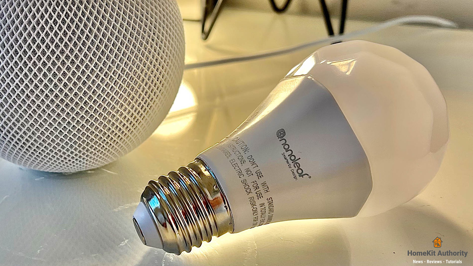 Nanoleaf essentials smart bulb review