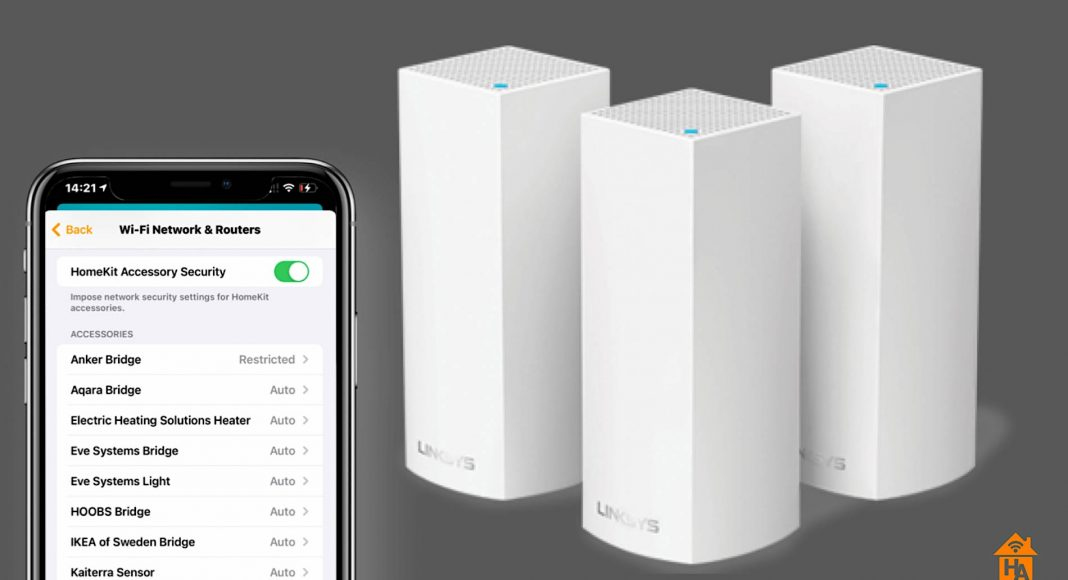 Linksys Velop Mesh wifi review