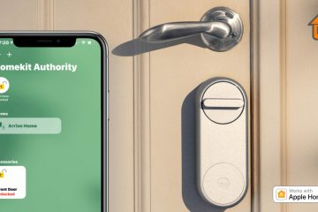 Yale Linus review HomeKit smart lock