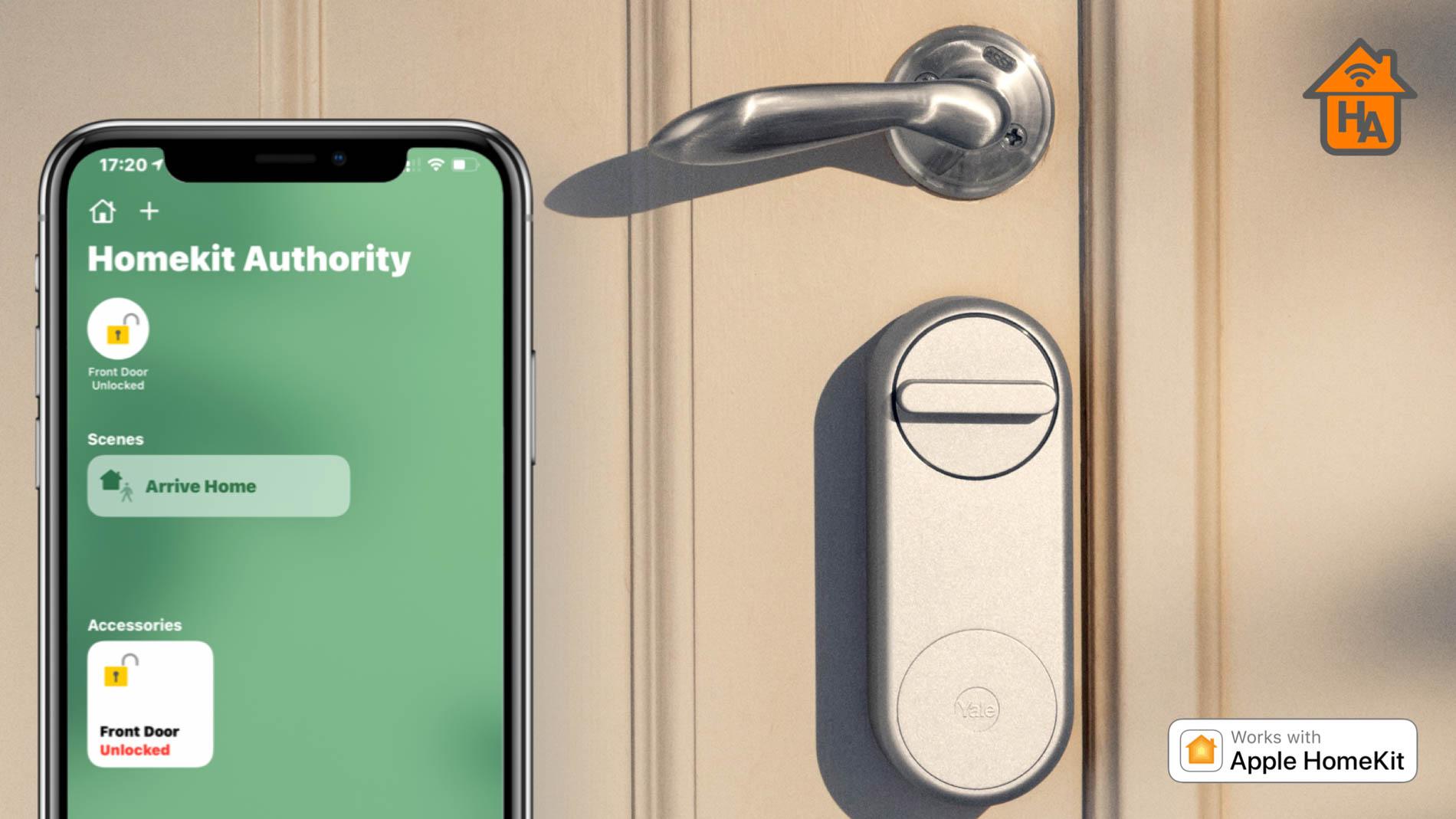 Yale Linus review HomeKit smart lock